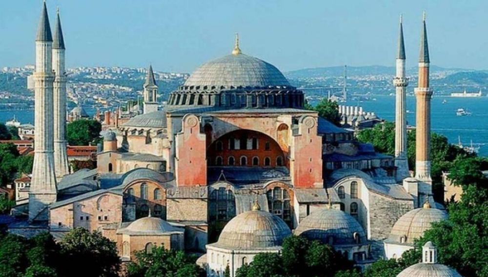 DW: Αύριο η συνεδρίαση για να γίνει τζαμί η Αγιά Σοφιά
