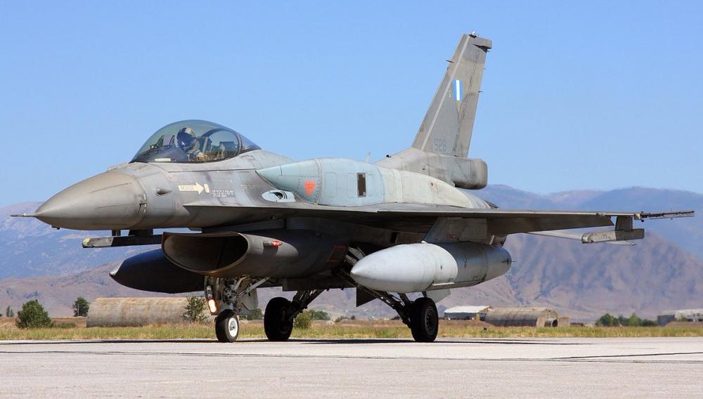 Νυχτερινή άσκηση της Πολεμικής Αεροπορίας στην Κρήτη
