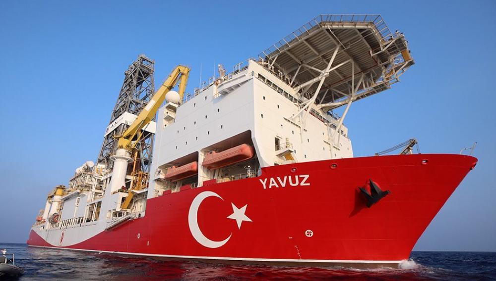 Μήνυμα Βερολίνου προς Αγκυρα για τις γεωτρήσεις στην Αν. Μεσόγειο
