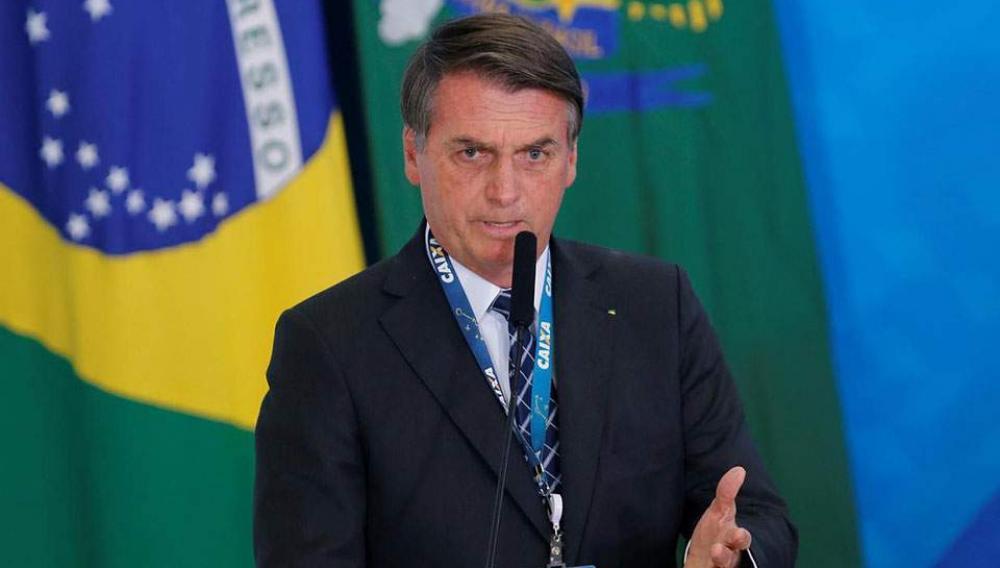 Βραζιλία: Χαλαρώνει τον νόμο για τη χρήση μάσκας ο πρόεδρος Μπολσονάρο