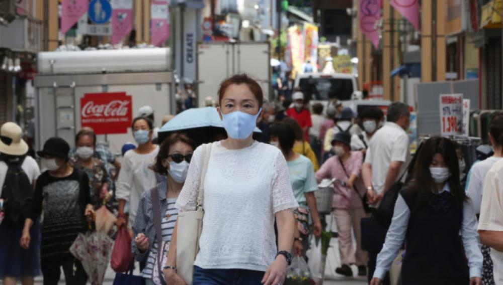 Πάνω από 100 κρούσματα στο Τόκιο για πρώτη φορά μετά από δύο μήνες