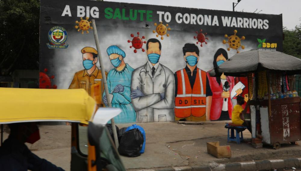 Ινδία: Ξεπέρασαν τα 600.000 τα κρούσματα στη χώρα