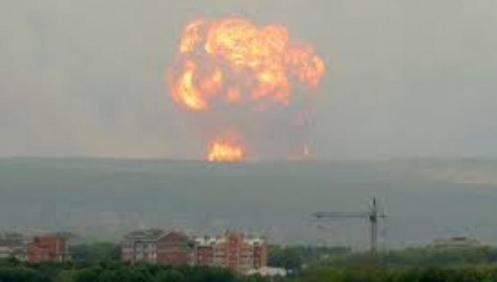 Τουρκία: Τουλάχιστον 4 νεκροί και 100 τραυματίες από έκρηξη σε εργοστάσιο