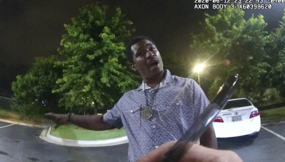 Ατλάντα-Ιατροδικαστής: Ανθρωποκτονία ο θάνατος του Αφροαμερικανού από πυρά αστυνομικών