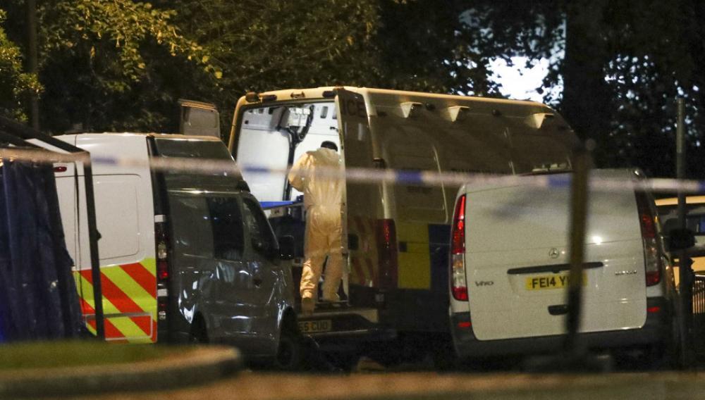 Ρέντινγκ: Έχει συλληφθεί ένας άνδρας ως ύποπτος δράστης για την επιθεση