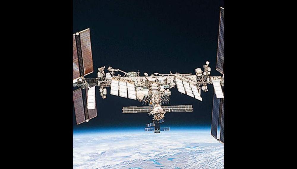 Πείραμα στον Διεθνή Διαστημικό Σταθμό