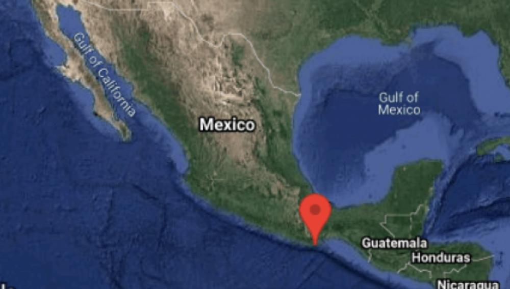 Ισχυρός σεισμός στο Μεξικό!
