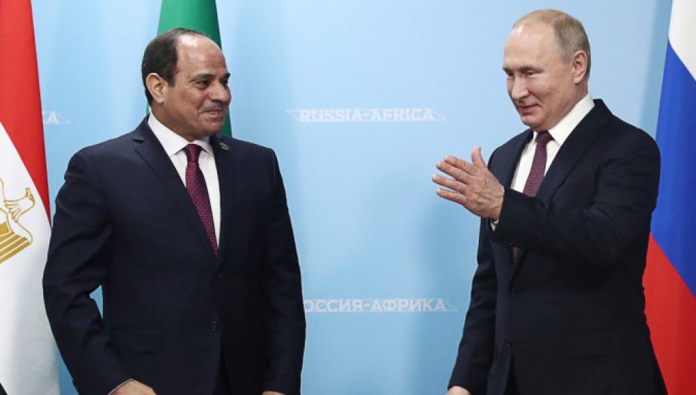Η Μόσχα στηρίζει την αιγυπτιακή ειρηνευτική πρωτοβουλία για τη Λιβύη
