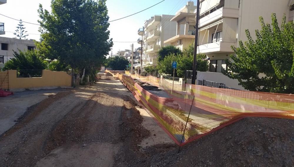 Πέντε τα «μέτωπα» στο Ηράκλειο: Ποιες περιοχές θα είναι εργοτάξιο ως την άλλη εβδομάδα!