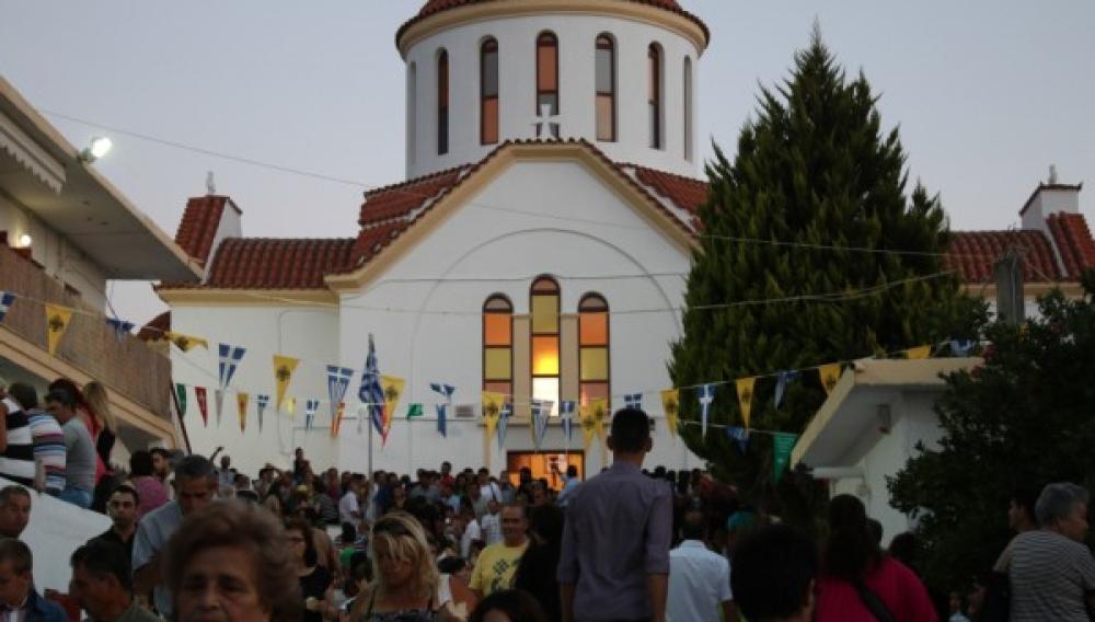 Προβληματισμός για το πανηγύρι της Αγίας Μαρίνας - Γιατί μαζευουν υπογραφές οι κάτοικοι (φωτογραφίες)