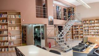 Επαναλειτουργία Δημοτικής Βιβλιοθήκης Μαλεβιζίου