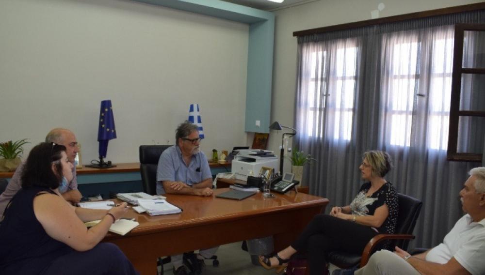 Διευρύνει την συνεργασία του με το Ελληνικό Μεσογειακό Πανεπιστήμιο ο Δήμος Αγίου Νικολάου