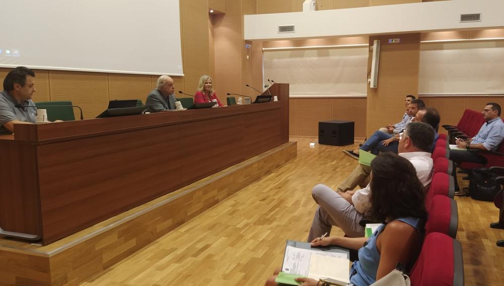 Συνεργασία για τις κοινές προκλήσεις από τους  Γενικούς Γραμματείς των Δήμων της Κρήτης