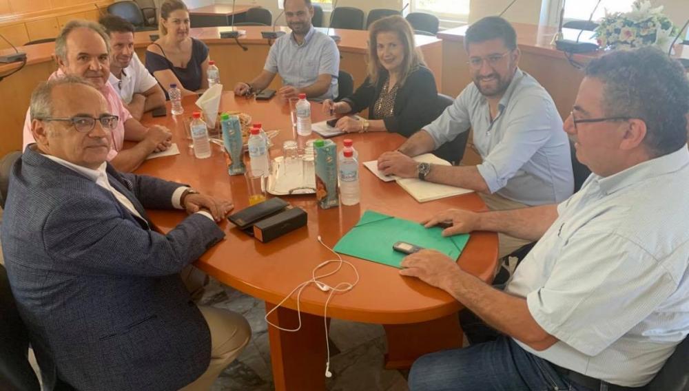 Στο Δήμο Μαλεβιζίου η ΓΓ Εκπαίδευσης του Υπουργείου Παιδείας
