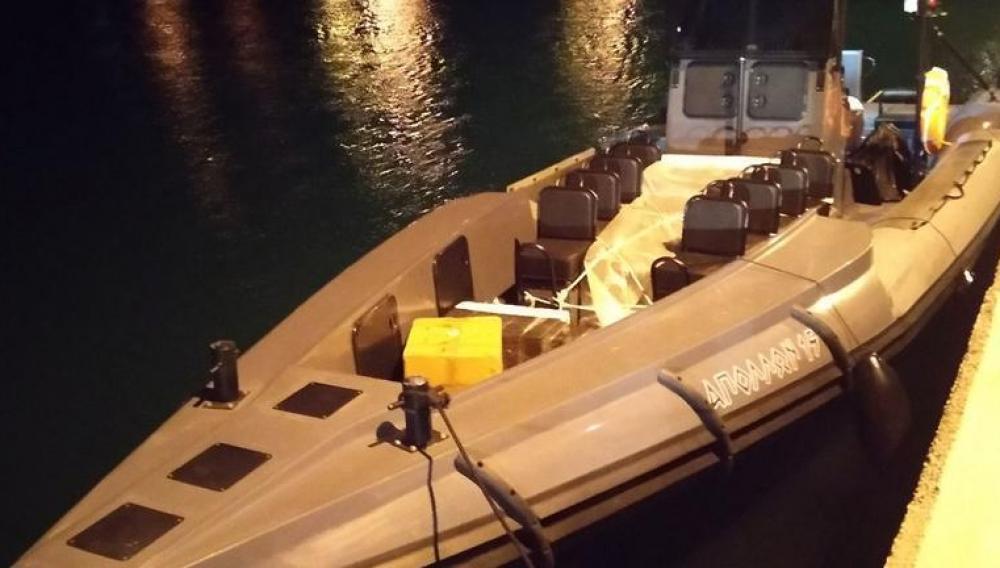 Κρήτη: Στις 17 Ιούλη η δίκη για τα όπλα στο σκάφος