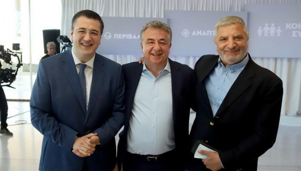Αρναουτάκης: Στην παρουσίαση του προγράμματος «Αντώνης Τρίτσης» και στη συνεδρίαση της ΕΝΠΕ