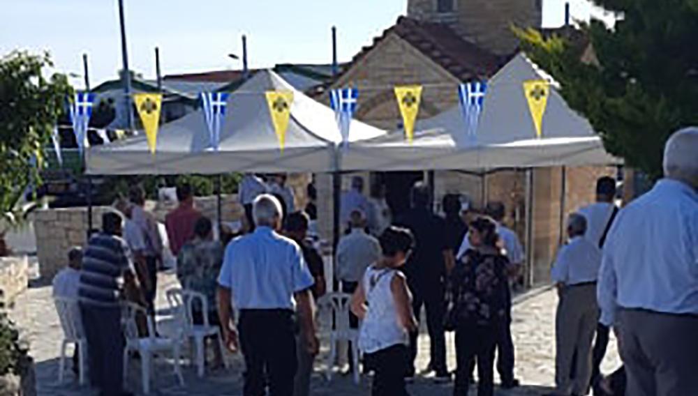 Στη γιορτή των Εμπόρων της Κεντρικής Αγοράς Ηρακλείου ο Σωκράτης Βαρδάκης