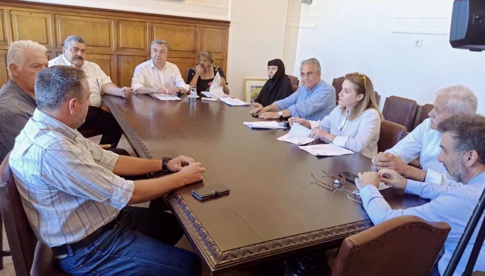 Στ. Αρναουτάκης: «Η νέα γενιά έργων απαιτεί καλή προετοιμασία και ετοιμότητα απ' όλους»