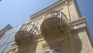 Ξεχωριστά μπαλκόνια στο Ηράκλειο...