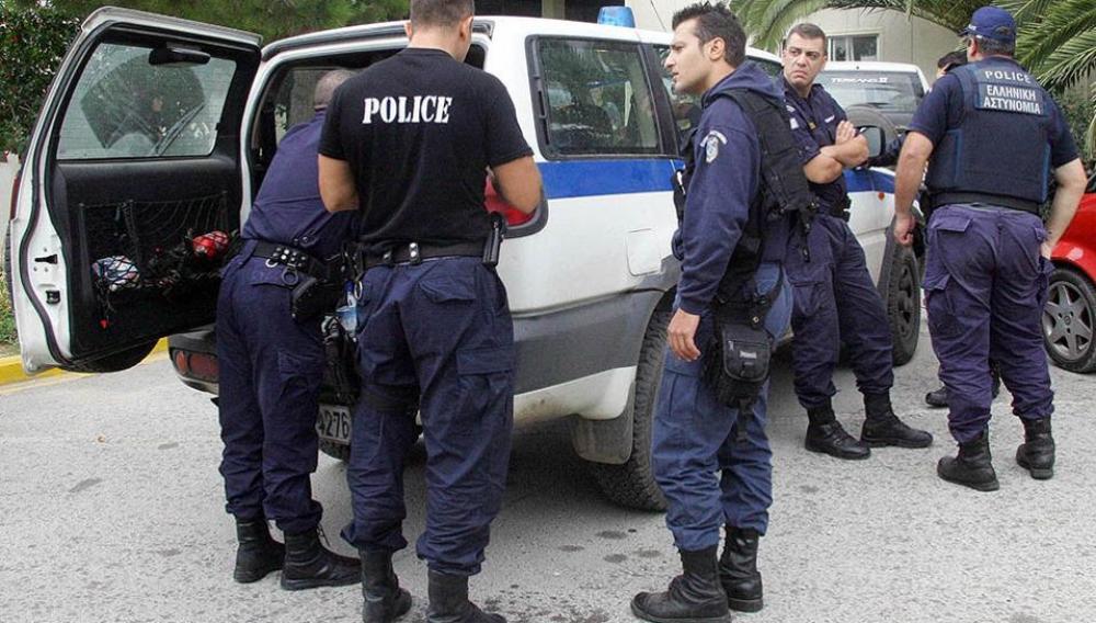 Αστυνομικές δυνάμεις στα Ζωνιανά μετά το αιματηρό επεισόδιο