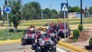 Ουσιαστική θα είναι στο εξής η χρήση του πάρκου Κυκλοφοριακής Αγωγής Αγίου Νικολάου
