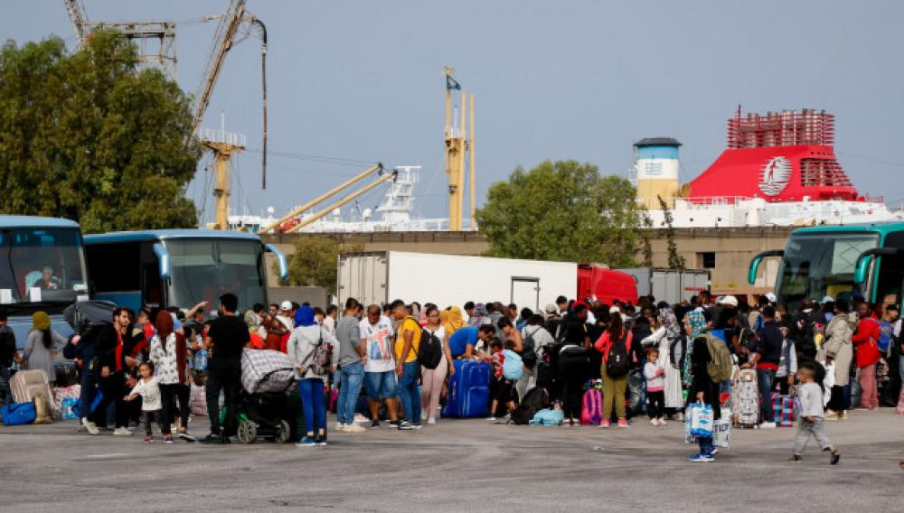 Το λιμάνι της Σούδας και η νέα «Μόρια» που θέλουν στην Κρήτη