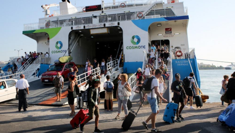 Πλακιωτάκης: Πιθανή αύξηση της πληρότητας των πλοίων το επόμενο διάστημα
