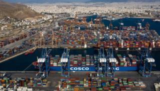 Μεγάλη «βουτιά» στις ελληνικές εξαγωγές τον Απρίλιο...