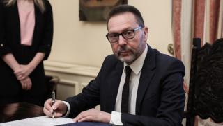 Ορκίστηκε ξανά διοικητής της Τράπεζας της Ελλάδος ο Γιάννης Στουρνάρας