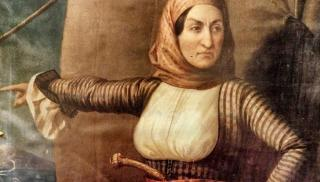 Λασκαρίνα Μπουμπουλίνα – Η πρώτη Ελληνίδα υποναύαρχος