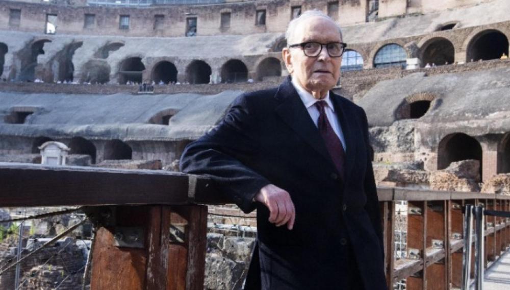 Ιταλία: Πέθανε ο συνθέτης Ένιο Μορικόνε