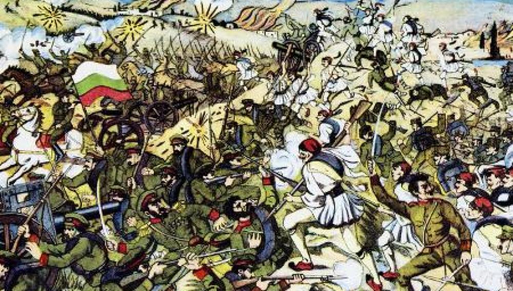 Αρχίζει ο Β Βαλκανικός πόλεμος!