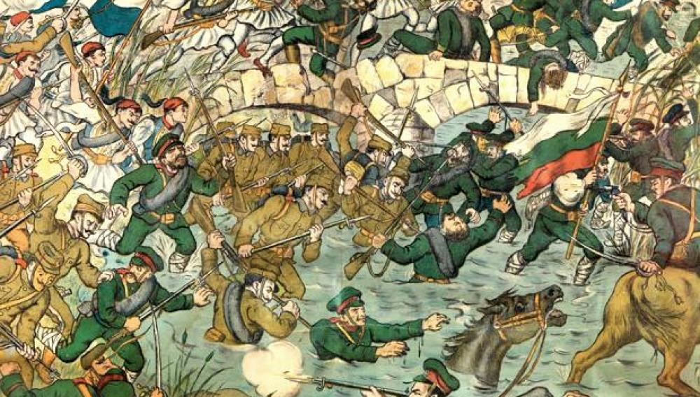 Η Μάχη της Βέτρινας, γνωστή και ως Μάχη του Δεμίρ Χισάρ.