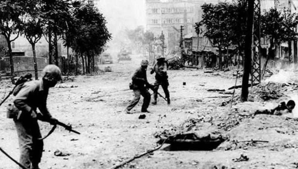 Η σύρραξη που αποτέλεσε κρίκο στην αλυσίδα του «Ψυχρού Πολέμου»
