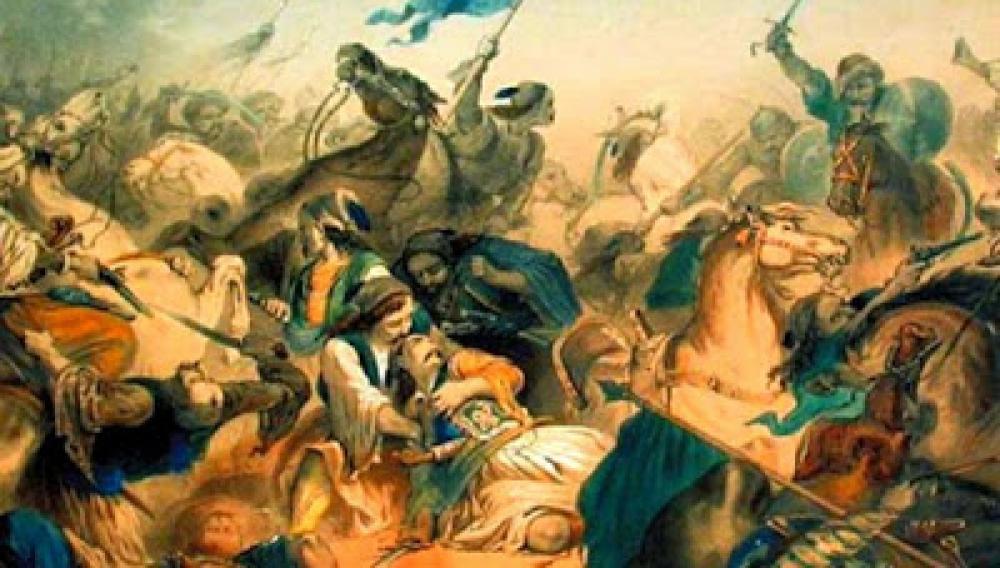 Μια από τις πρώτες νικηφόρες μάχες εναντίον των Τούρκων...