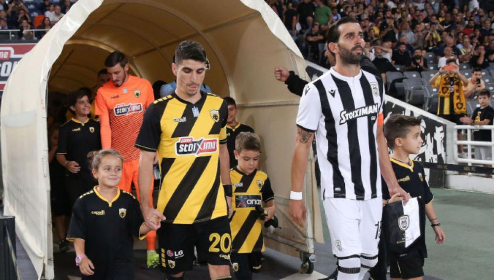 Super League: ΟΦΗ-ΠΑΟ στην Κρήτη, κρίσιμο ματς στη Νέα Σμύρνη για τα πλέι οφ