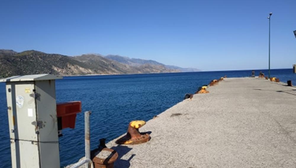 Κρήτη: Στιγμές αγωνίας για πατέρα και γιο στη θάλασσα