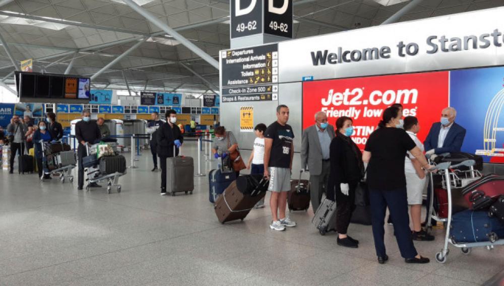 Ξεκινούν από τις 15 Ιουλίου οι απευθείας πτήσεις από τη Μεγάλη Βρετανία