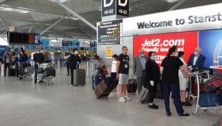 Εισαγόμενα κρούσματα και στην Κρήτη - 11.000 τεστ στα αεροδρόμια Ηρακλείου και Χανίων