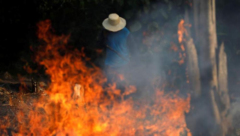 Ακόμη περισσότερες οι πυρκαγιές φέτος στον Αμαζόνιο από πέρσι