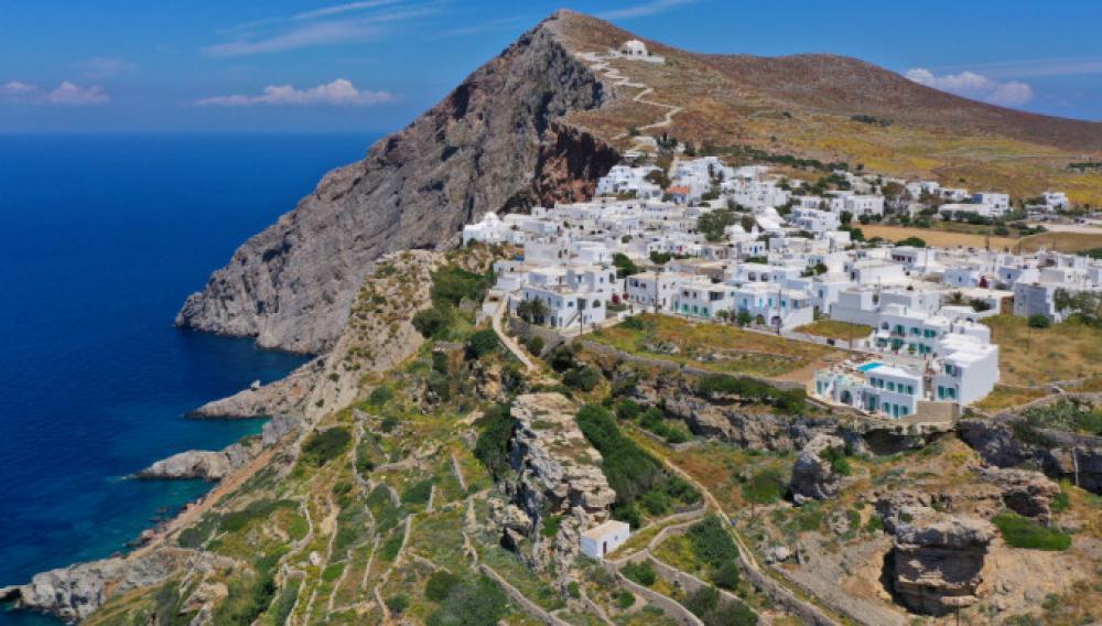 «Η Ελλάδα είναι ο καλύτερος ευρωπαϊκός προορισμός για διακοπές»