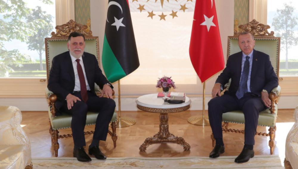 Ηνωμένα Αραβικά Εμιράτα κατά Τουρκίας για τον ρόλο της στη Λιβύη