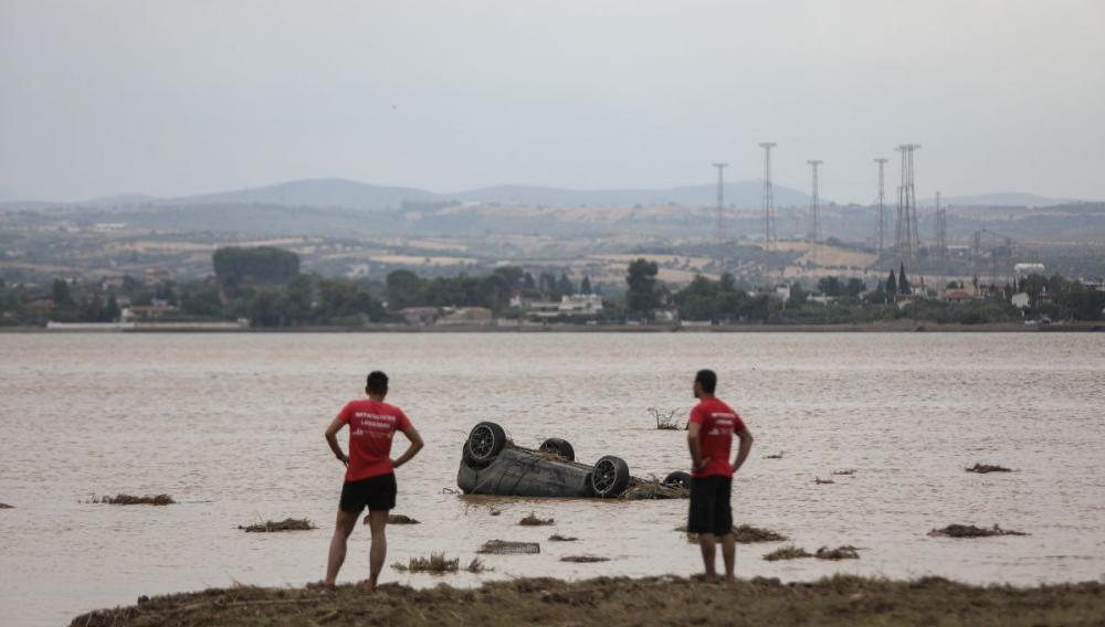 Βρέθηκε πτώμα άνδρα στον Κάλαμο - Πιθανόν να είναι ο αγνοούμενος από τις πλημμύρες στην Εύβοια