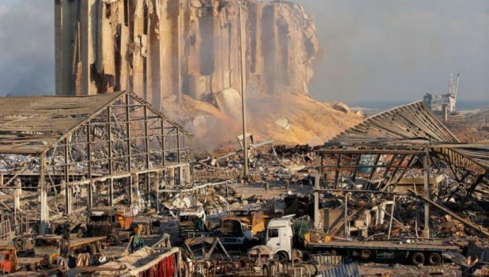 Βηρυτός: Στους 171 ανέρχονται οι νεκροί
