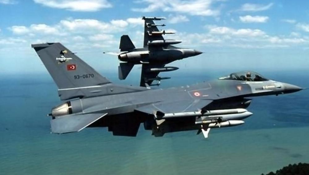 45 παραβιάσεις στον ελληνικό εναέριο χώρο από την Τουρκία