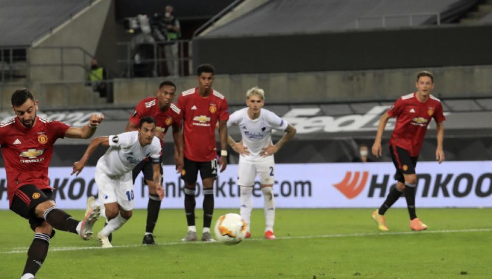 Στα ημιτελικά η Μάντσεστερ Γιουνάιτεντ, 1-0 στην παράταση την Κοπεγχάγη