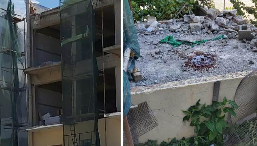 Ηράκλειο: Οικοδόμος βρίσκεται διασωληνωμένος στο νοσοκομείο