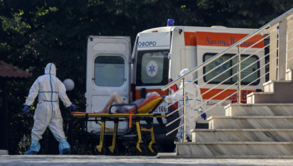 Θεσσαλονίκη: Ακόμη μια ηλικιωμένη κατέληξε από κορωνοϊό