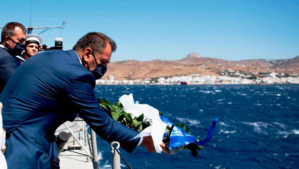 Ν. Παναγιωτόπουλος: Η Ελλάδα δεν λυγίζει