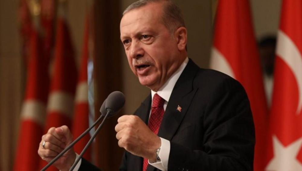 Αρθρογράφος Guardian: Νταής και απειλή ο Ερντογάν